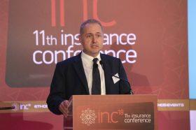Ομιλία - Παρουσίαση: Λάμπρος Τσόλκας, Αντιπρόεδρος, Accenture A.E. - Τίτλος Ομιλίας: «Insurance as a Living Service»